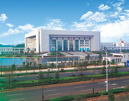 湖南省政府機關院辦公樓