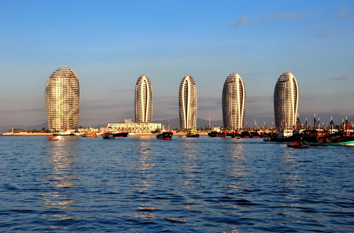 三亞鳳凰島養生度假中心