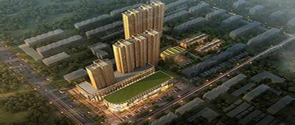 盘锦万和城广场 (1)